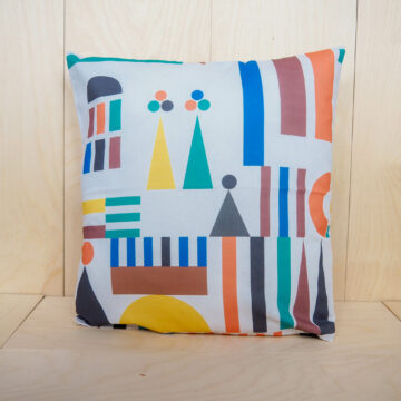 decorative pillow color