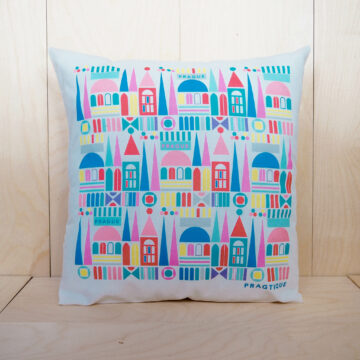 soft pastels pillowcase